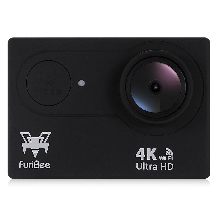 Action camera Furibee H9R 4K UHD, Black