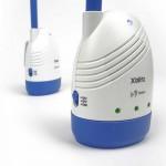 xBlitz Baby Audio Monitor, λευκό